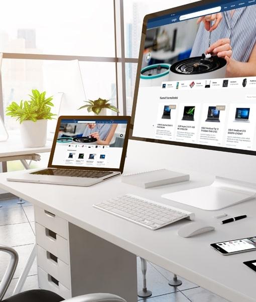 Integrált webáruház a Vectory Vállalatirányítási Rendszer részeként
